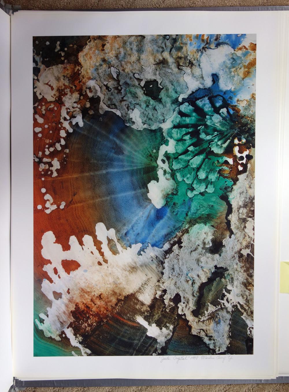 """""""Jade Crystal"""" 1998"""