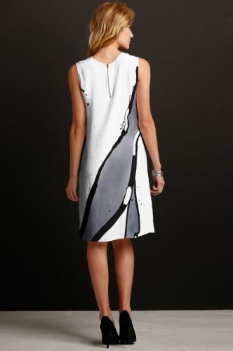 Cracked Ice Silk Dress - Back.jpg