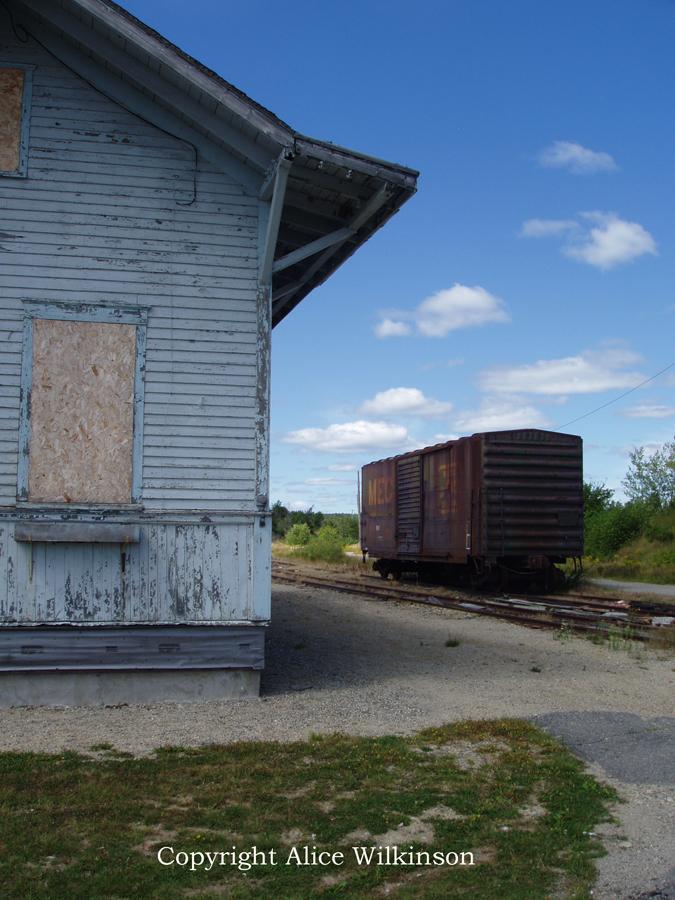 boxcar, Machias
