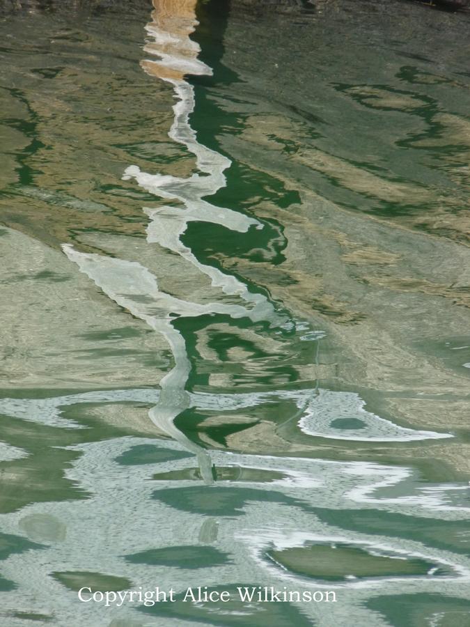 water, Stonington