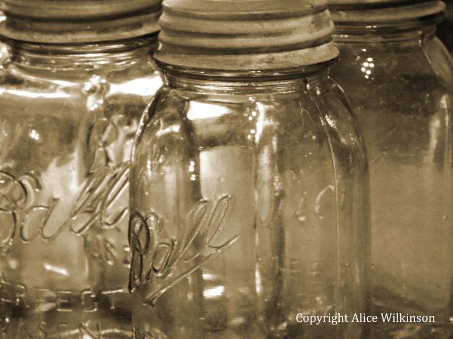 old jars