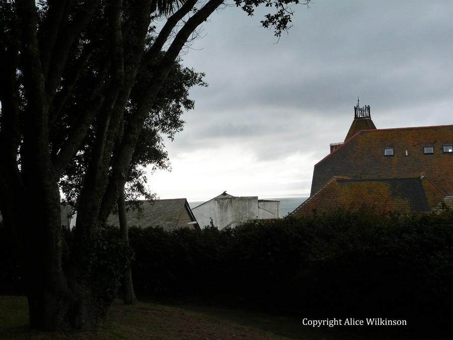 Penzance churchyard