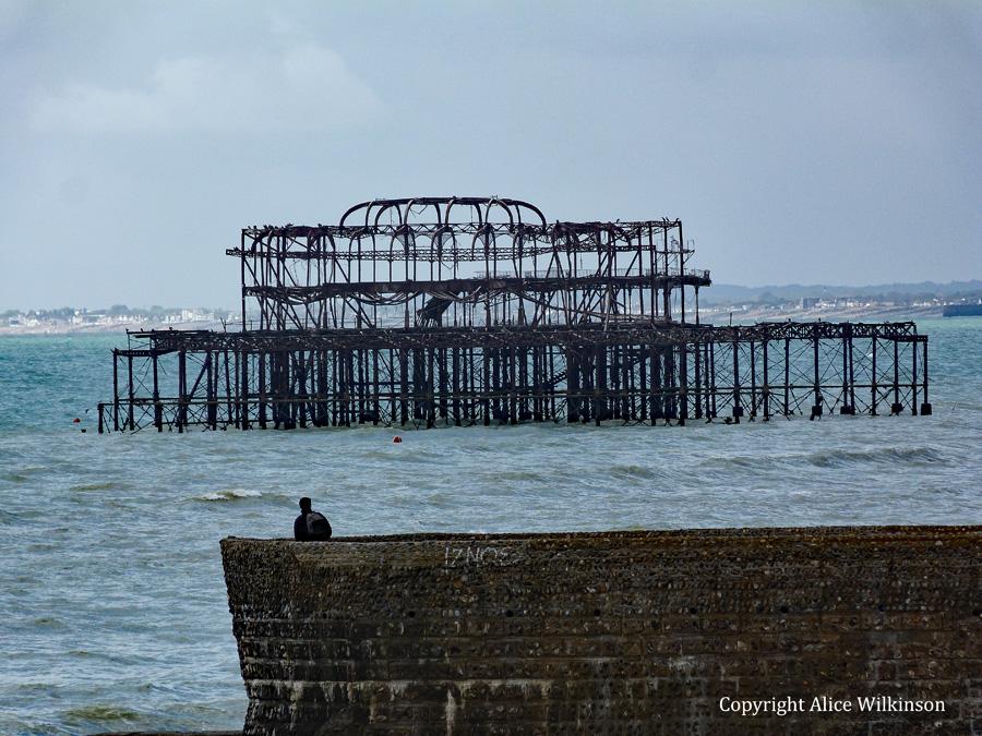 different view, Brighton