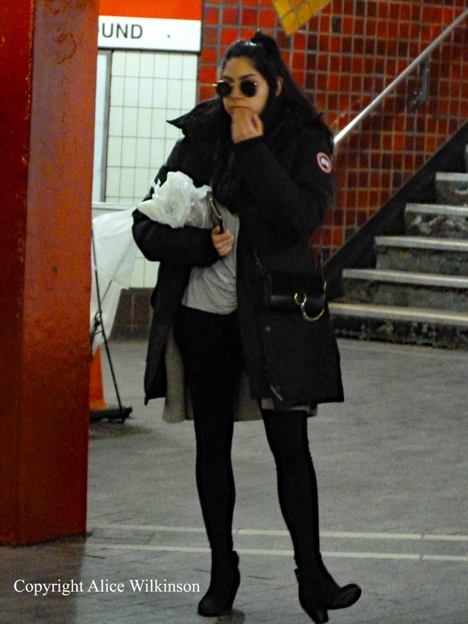 Park Street woman