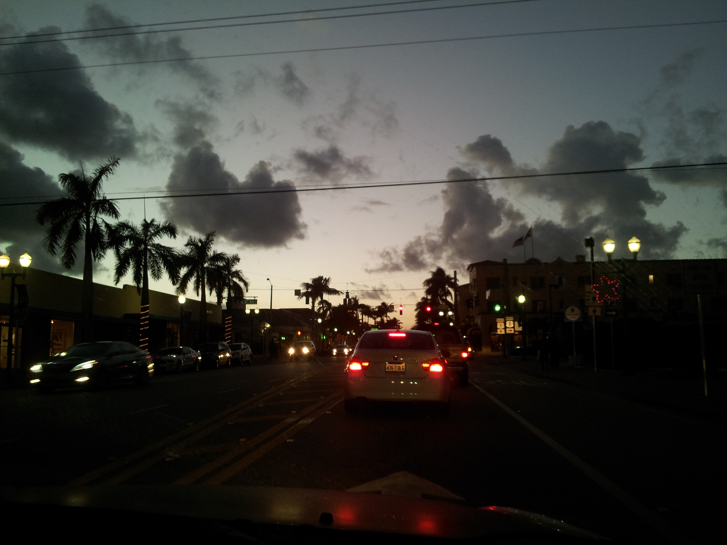 Atlantic Avenue Delray Beach