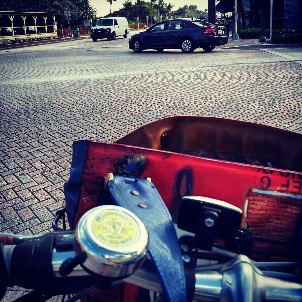 Biking Delray Beach