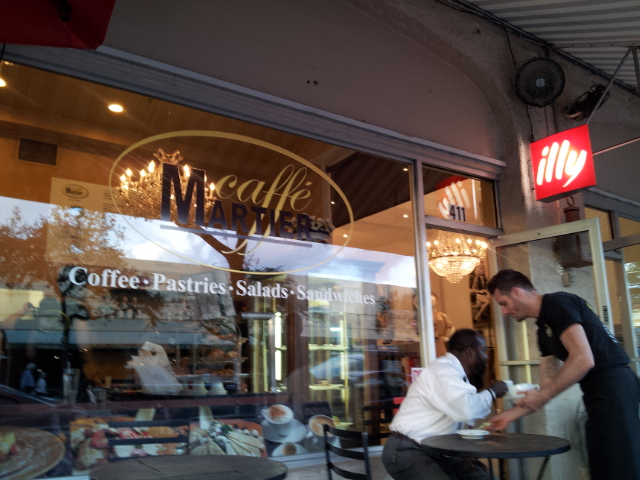 Caffe Martier