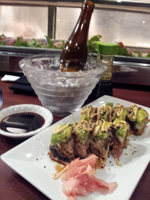 The Patricia Roll at Yama