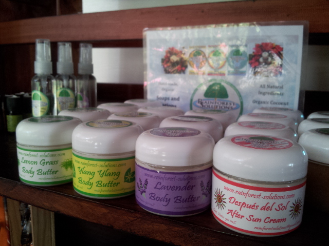 Rainforest Solutions Body Butter
