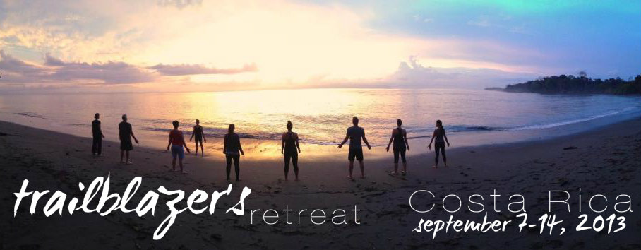 "Come join me and fellow trailblazers at this ""workcation"" in Costa Rica"