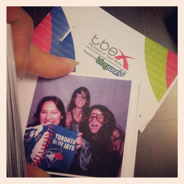 TBEX Travel Blogger Girls: Hear Us Raawr!