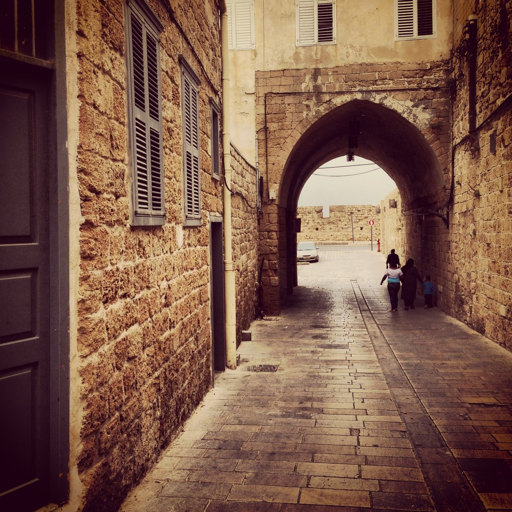 The Ancient City of Akko
