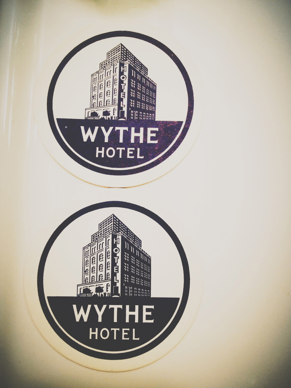 Wyeth Hotel logo