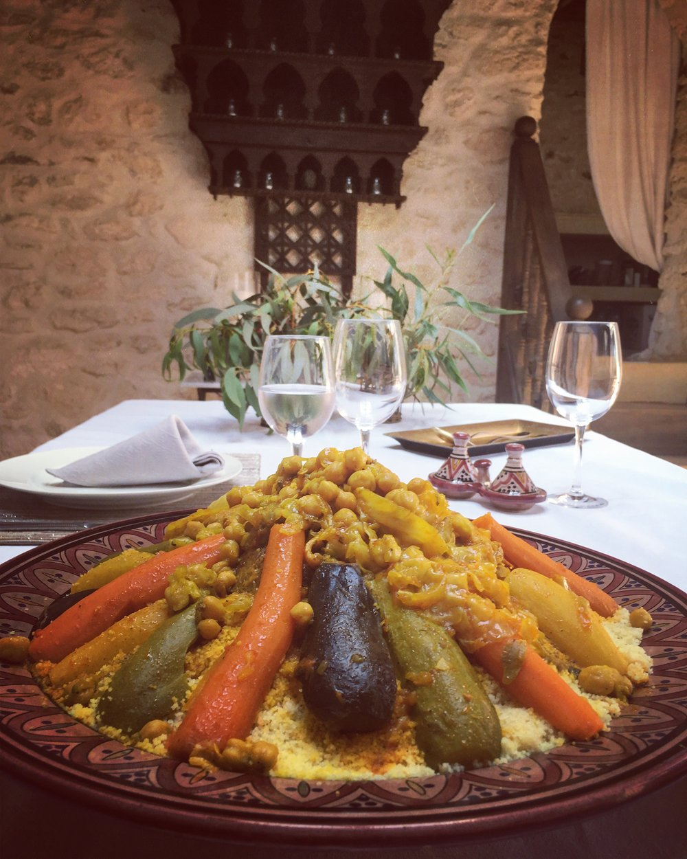 Couscous on Fridays