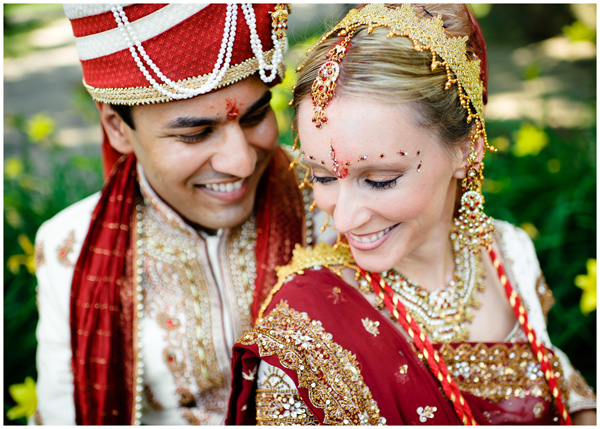 love of indian bride & groom