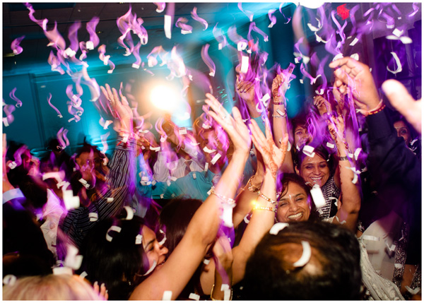 portland photographer confetti dance