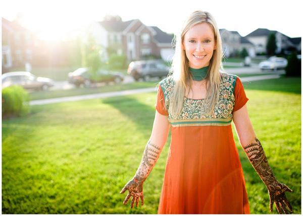 sunlight bride henna