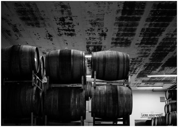 laurel ridge winery caskets