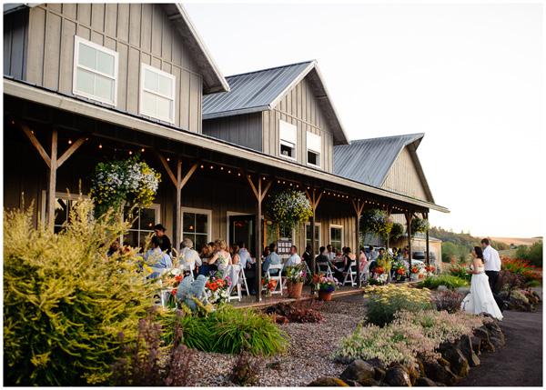 carlton winery oregon reception
