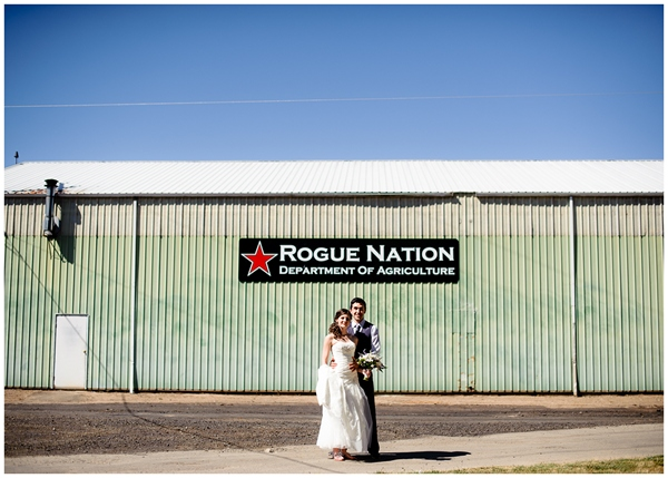 rogue nation wedding