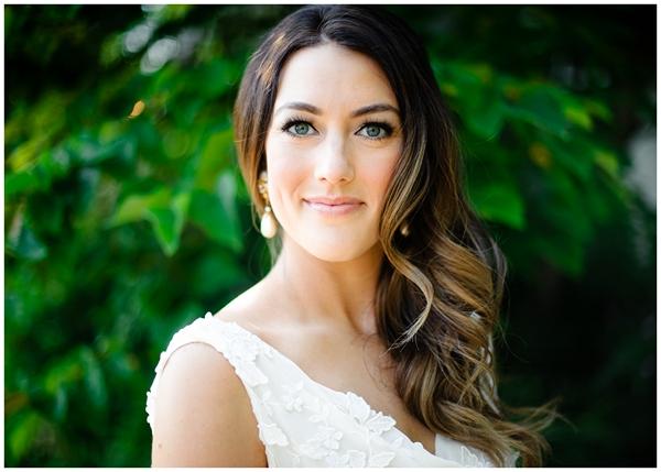 gorgeous oregon bride