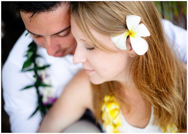 kauai day after wedding portraits
