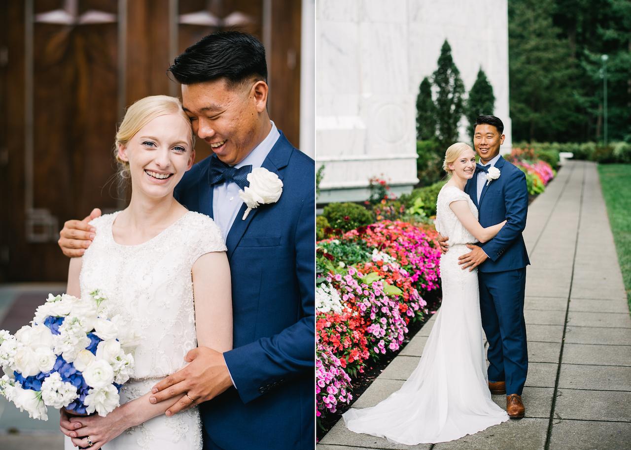 7b37e5b82e25 portland temple lds wedding — Aaron Courter Photography | Portland ...