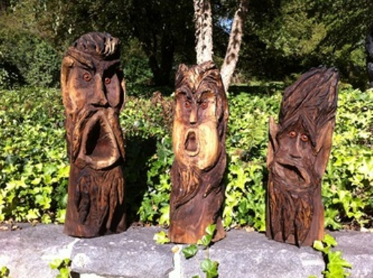 Walnut Wood Spirits
