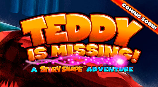 Teddy is Missing - A Storyshape™ Adventure (iPad)