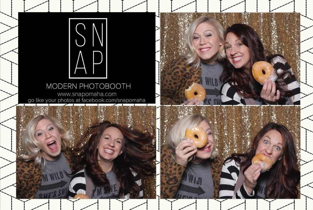 Snap Omaha Photo Booth Bridal University