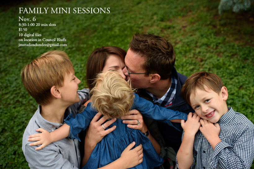 Family Mini Sessions