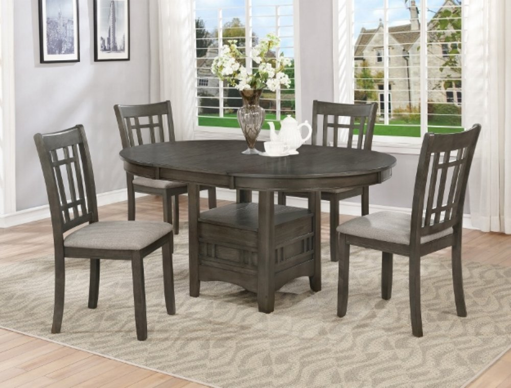 Delicieux $399   Table + 4 Chairs, Regular Height, Counter Height Add $25 Also  Available