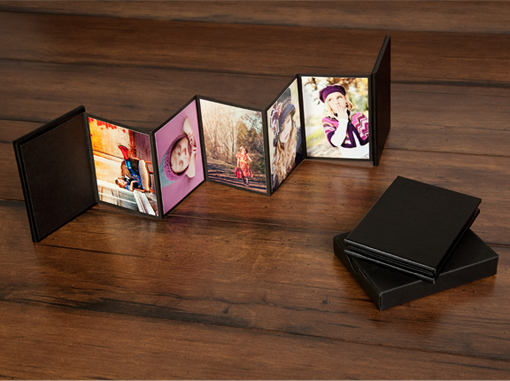 Accordion Wallet Books