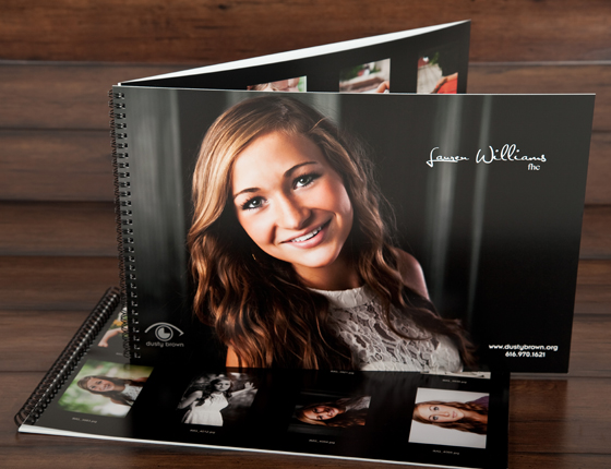 Spiral Bound Proof Magazines