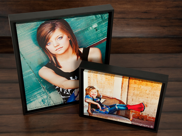 Gallery Wrapped Canvas Frames
