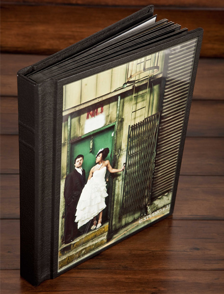 Unassembled Summit Wedding Album