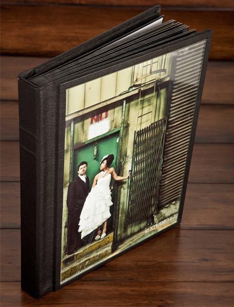 Unassembled Summit Wedding Album