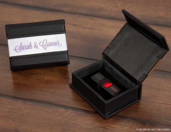 Flash Drive Box