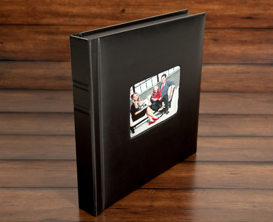DIY Self Stick Albums