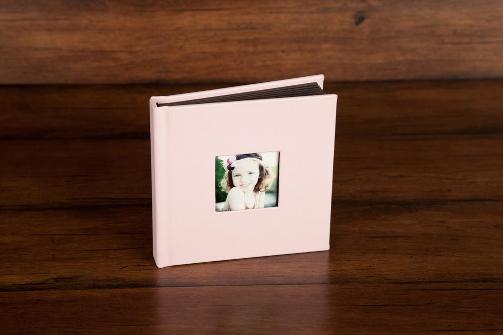 DIY Self Stick Albums