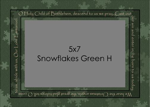 xmas08_SnowflakesGreen5x7h.jpg