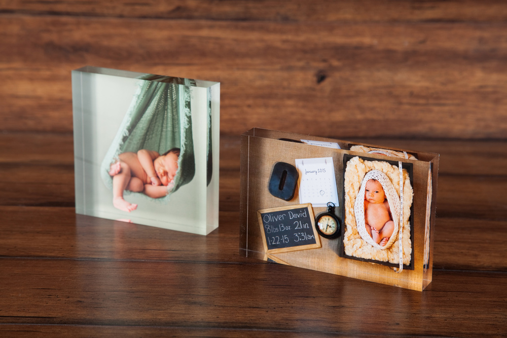 NEW Acrylic Photo Blocks