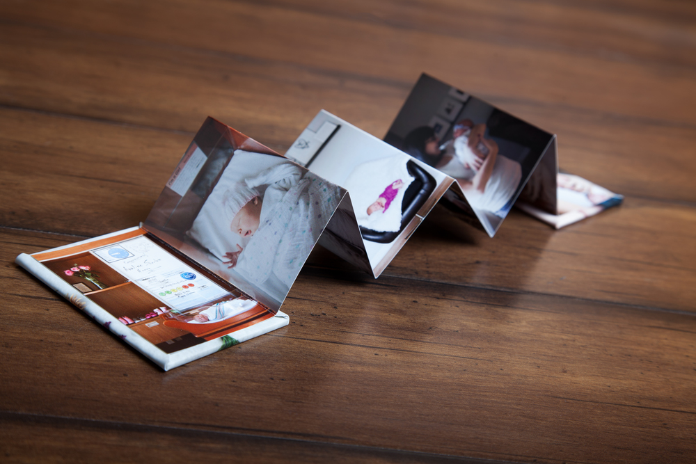 NEW Designer Mini Photo Books