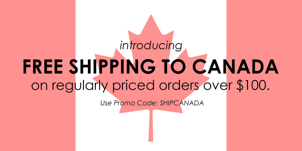 Now Offering Free Shipping To Canada Color Inc Professional Photo