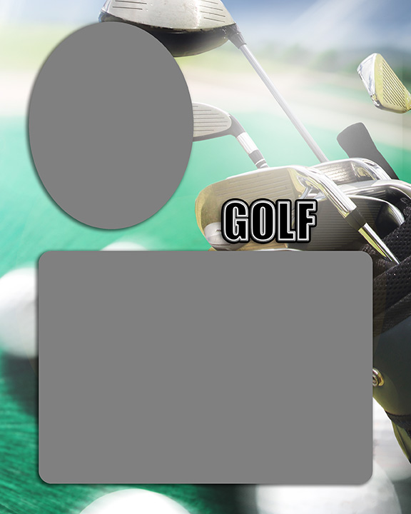 Sports Baseball Specific Golf Memory Mate Sports Template