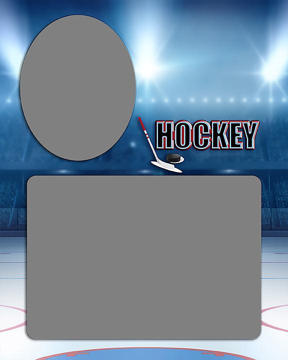 Sports Baseball Specific Hockey Memory Mate Sports Template
