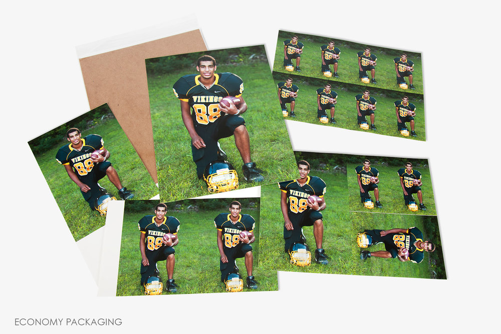 School and Sports Package Prints