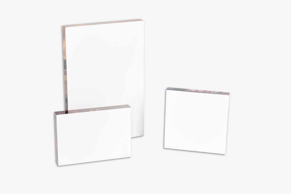 Acrylic Photo Blocks and Circles