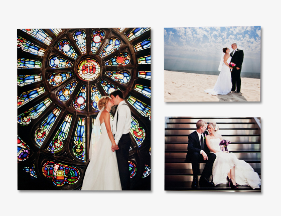 Gallery Wrapped Canvas Clusters