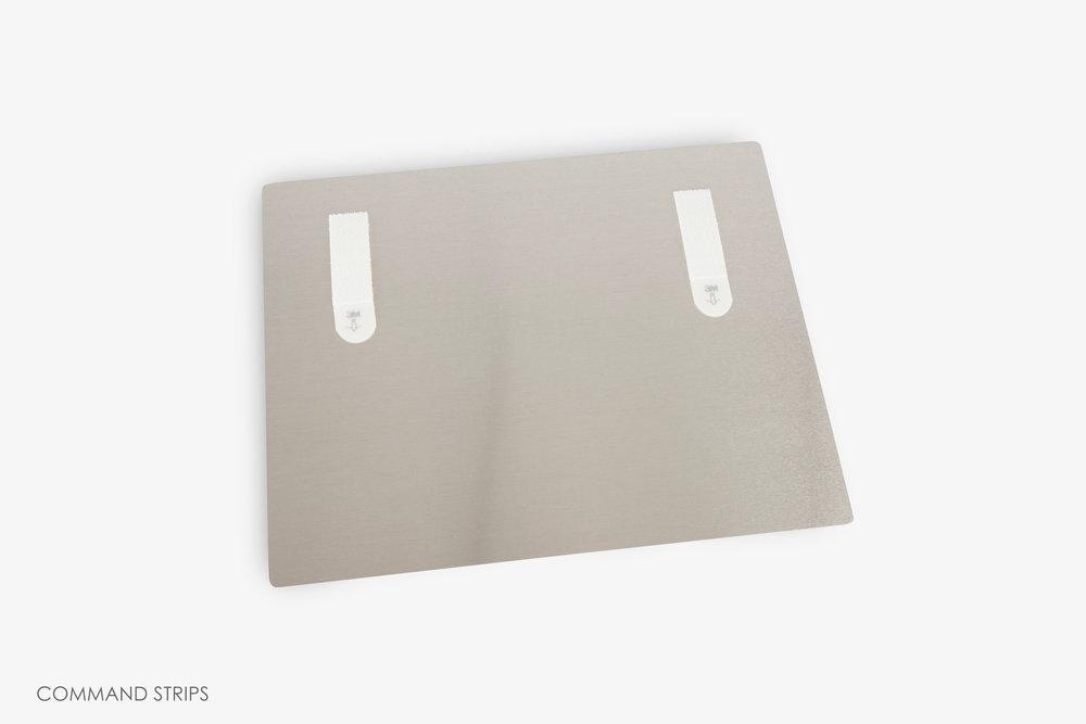 Copy of Metal Photo Print Command Strips